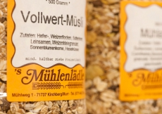 's Mühlenlädle - gesundes Kochen und Backen