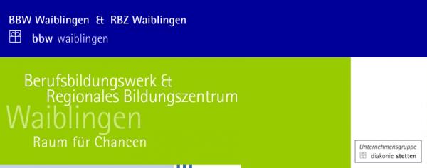 Berufsbildungswerk (BBW) Waiblingen
